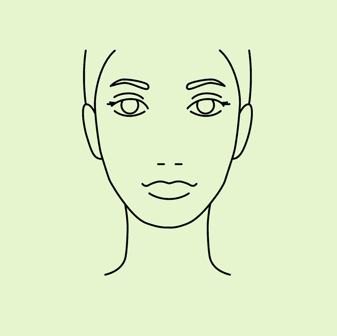 Der Alterungsprozess des Gesichts